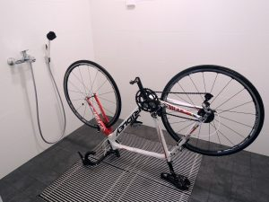 Polkupyörän kuva.